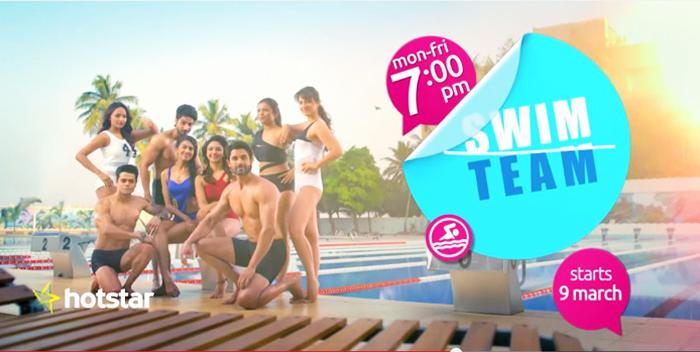 Channel V, Swim Team