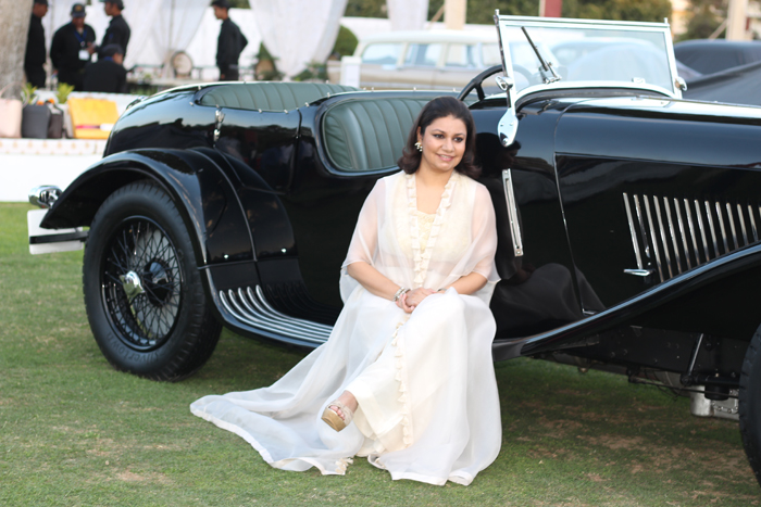 Cartier Travel With Style Concours D'elegance