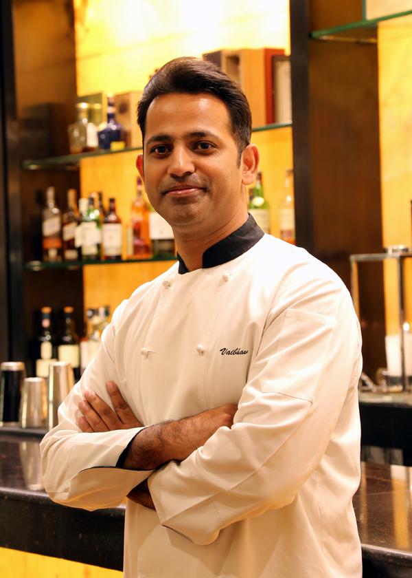 Chef Vaibhav Bhargava