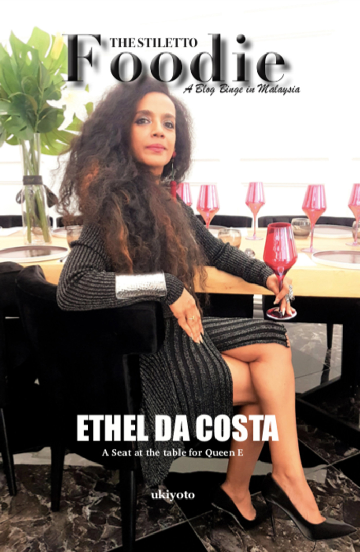 The Stiletto Foodie By Ethel DaCosta