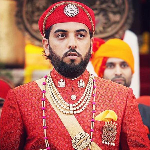 Lakshyaraj Singh Mewar