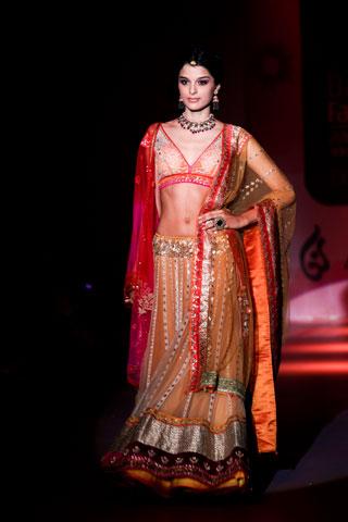 Indian Fashion Designer Anju Modi