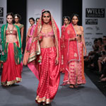 WILLS LIFESTYLE INDIA FASHION WEEK